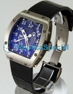 Richard Mille RM 005 RM - 5 Rubber Bralecet Automatic Mens Watch