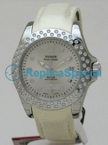 Glamour Tudor Date - Day Lady 79.420 Automatische Ronde Womens Horloge